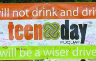 Time for  Teen Day Fuquay