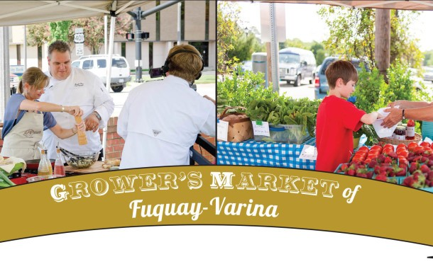 Grower's Market of Fuquay-Varina by Lynanne Fowle