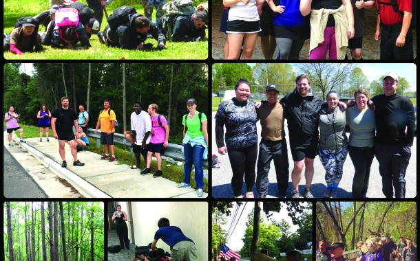Taking Fitness on a Whole  New  Adventure By Susan Clark