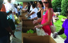 Bringing Food To Those In Need