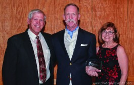 The Outstanding Citizenship Award Recipient – Mr. Lee Lloyd        by Lynanne Fowle