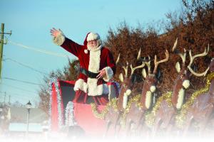 Fuquay-Varina Chamber of Commerce Christmas Parade, 12-6-2015
